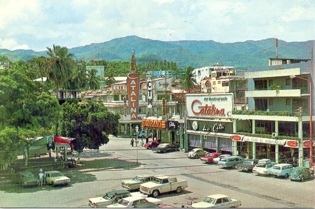 Acapulco, 1960s