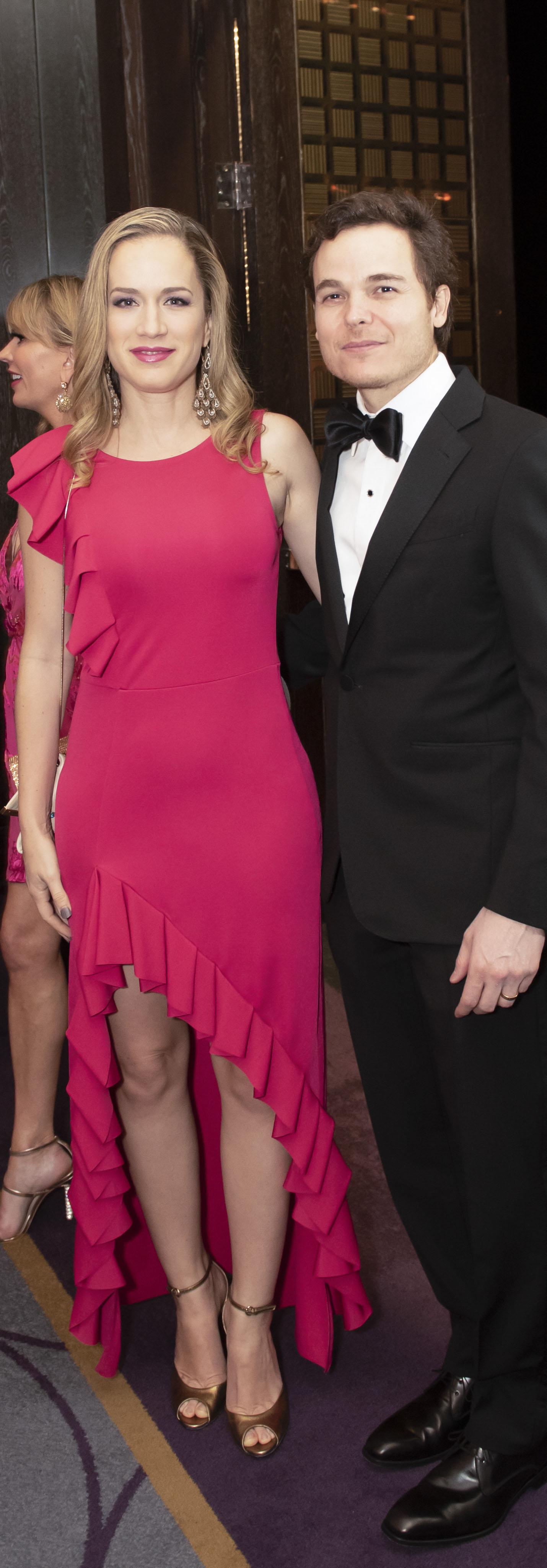 Alana and Adrian Sada