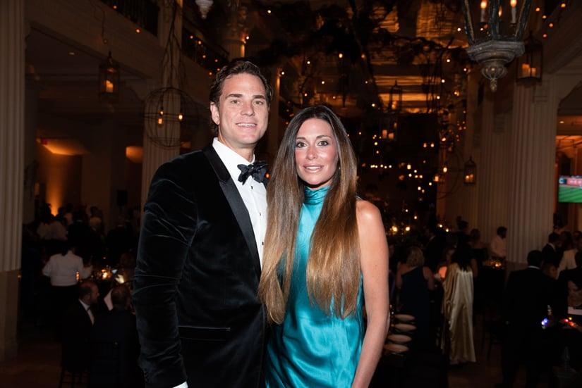 Alexander and Elizabeth Dwyer