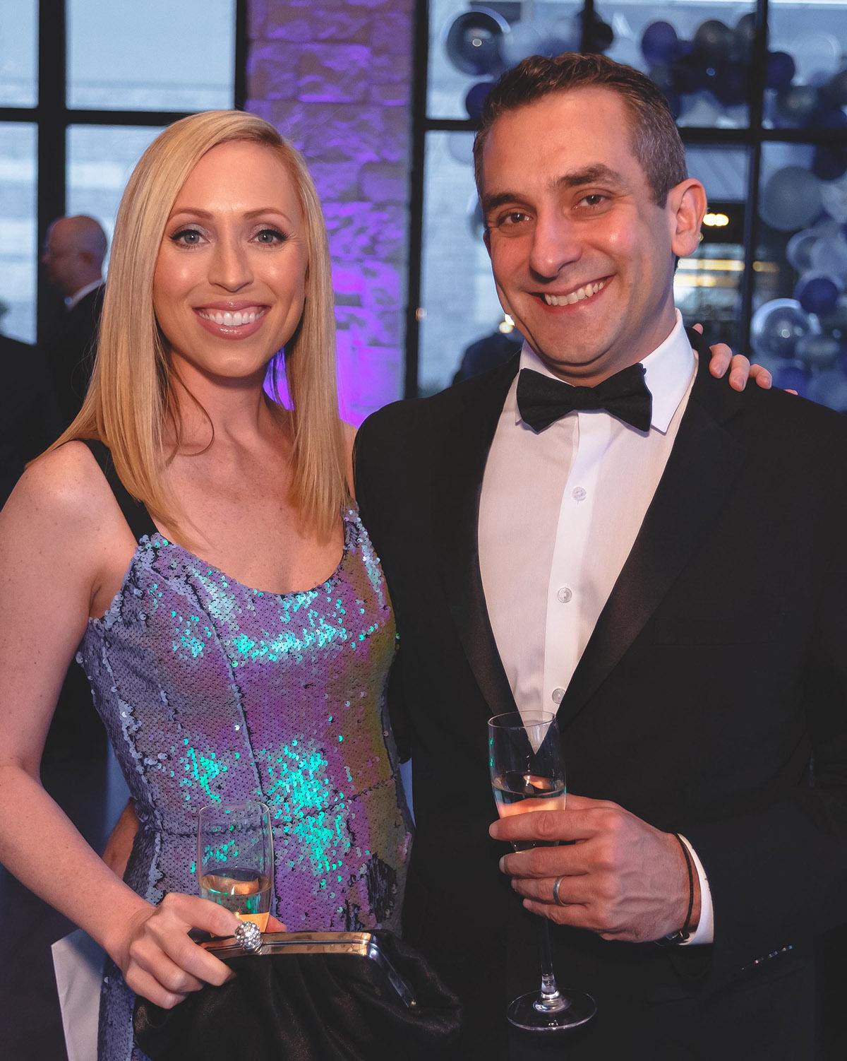 Alina and John Berkowitz