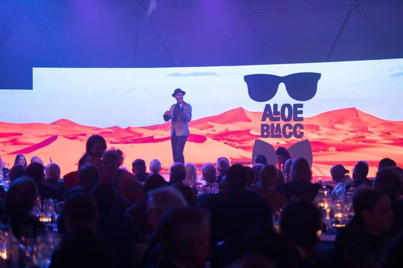 Aloe Blacc - LARGISH