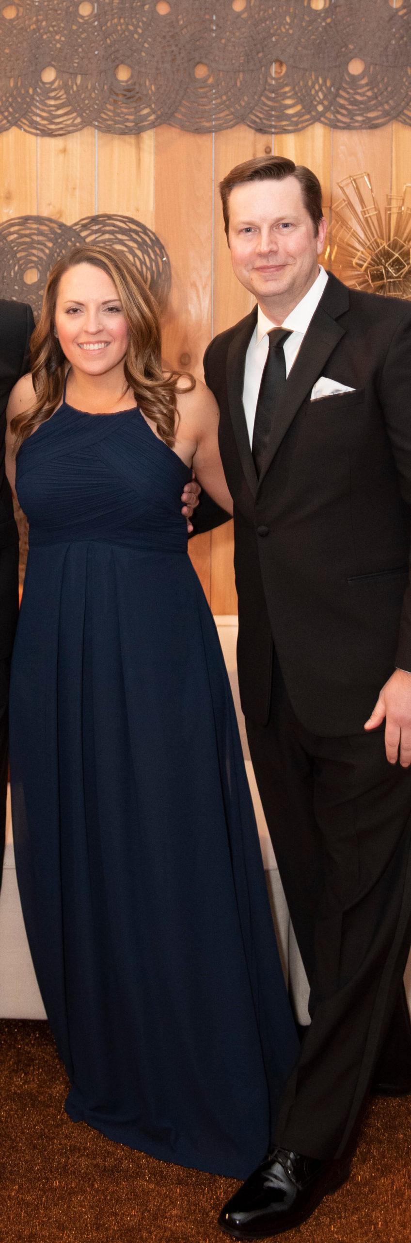 Amber and John Scanlan
