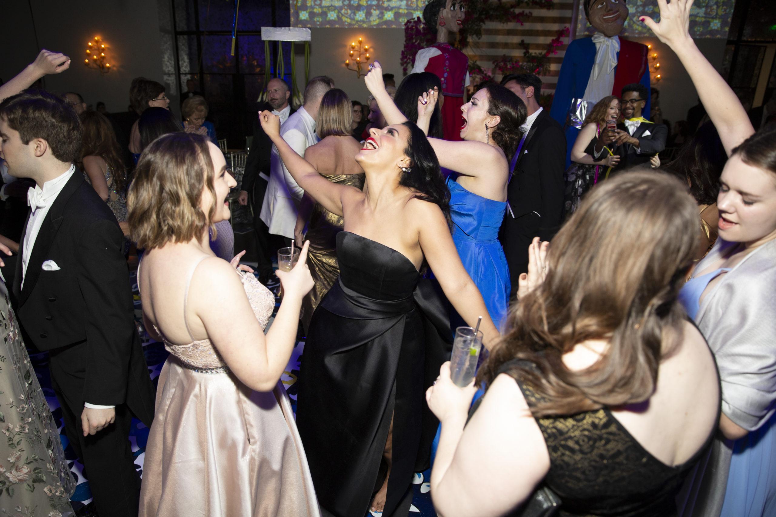 Ambiance dancing