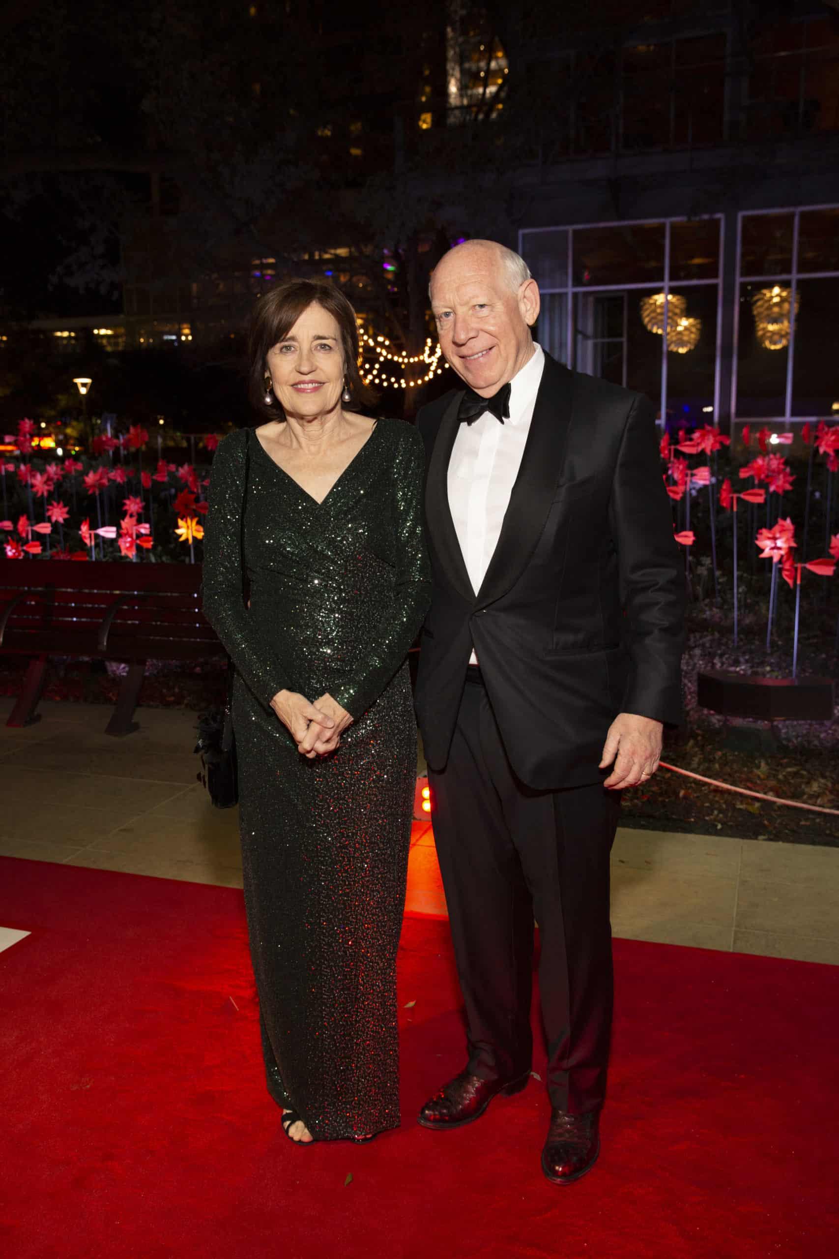 Andrea and Bill White