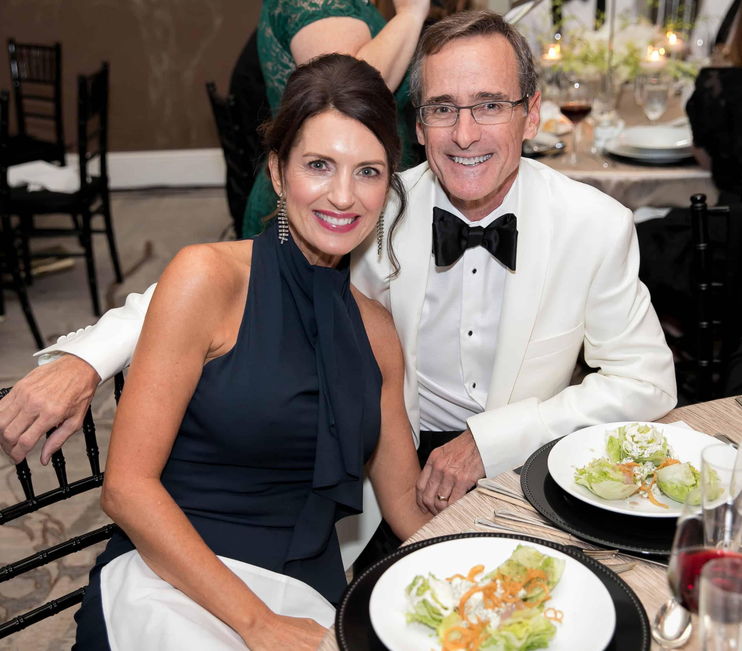 Angela and Dr. Pierre Filardi