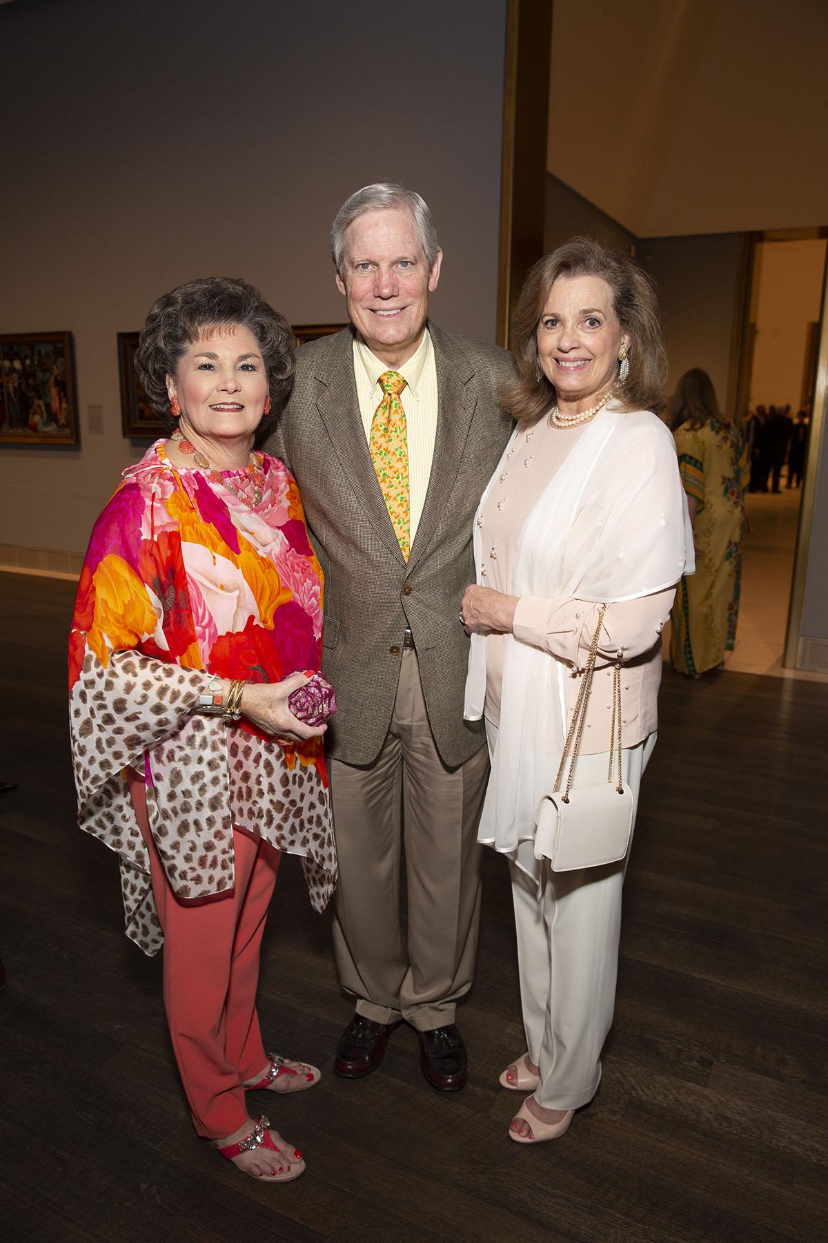 Barbara and Corby Robertson and Nancy Gordon
