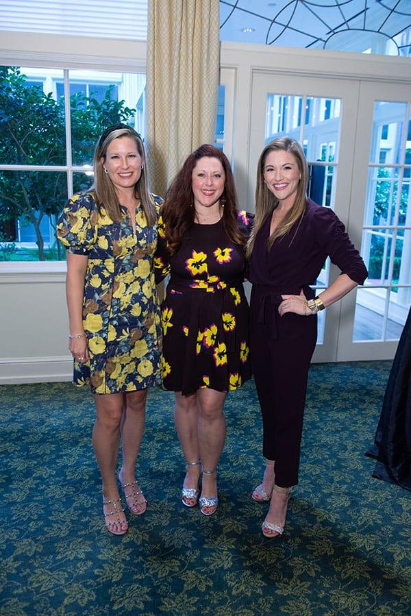 Bethany Buchanan, Amy Strickland and Christina Frederick