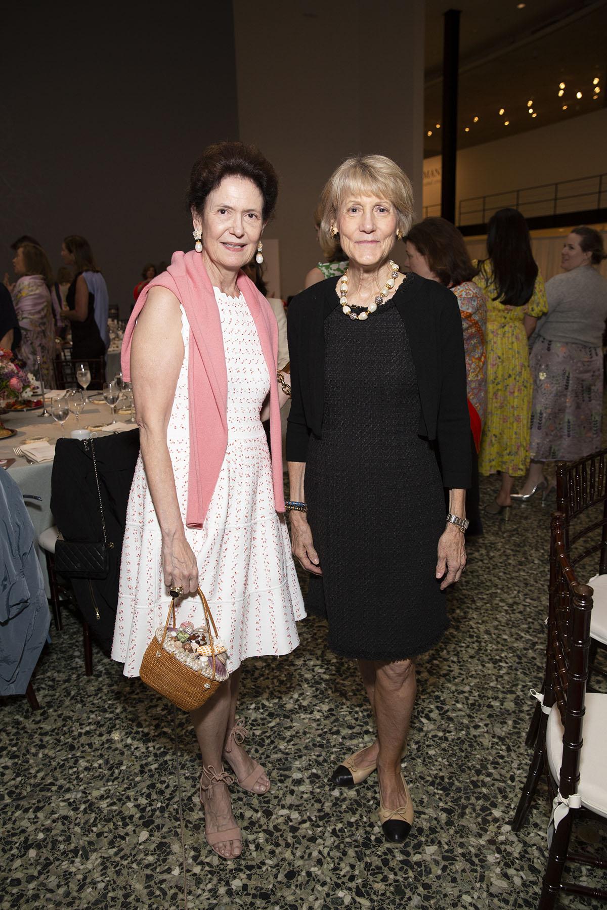 Betty Newton and Christine Yordan