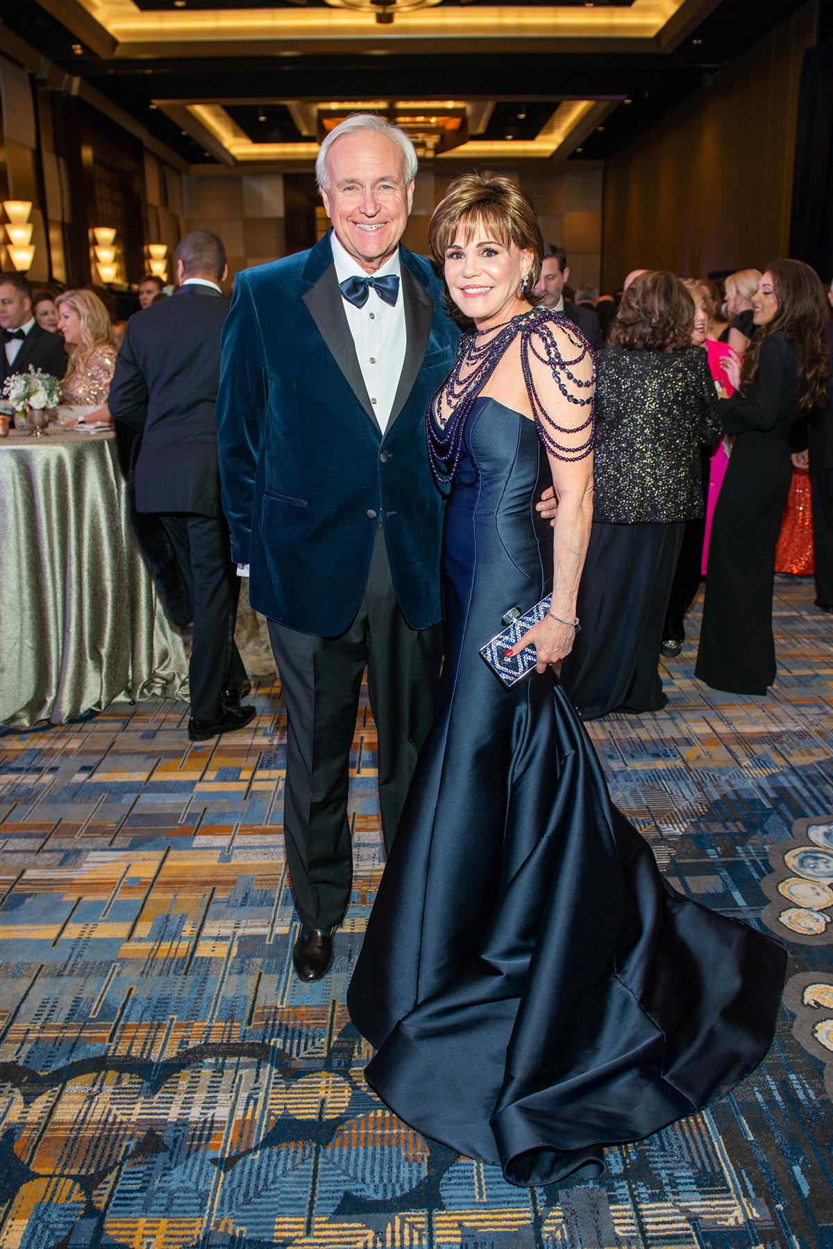 Bill King and Hallie Vanderhider