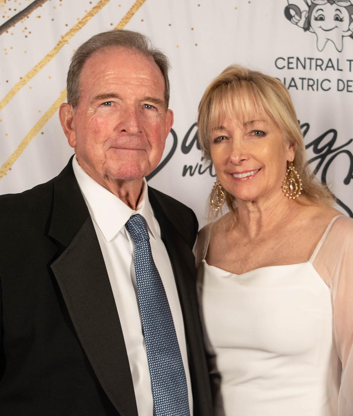 Bill and Katrine Formby