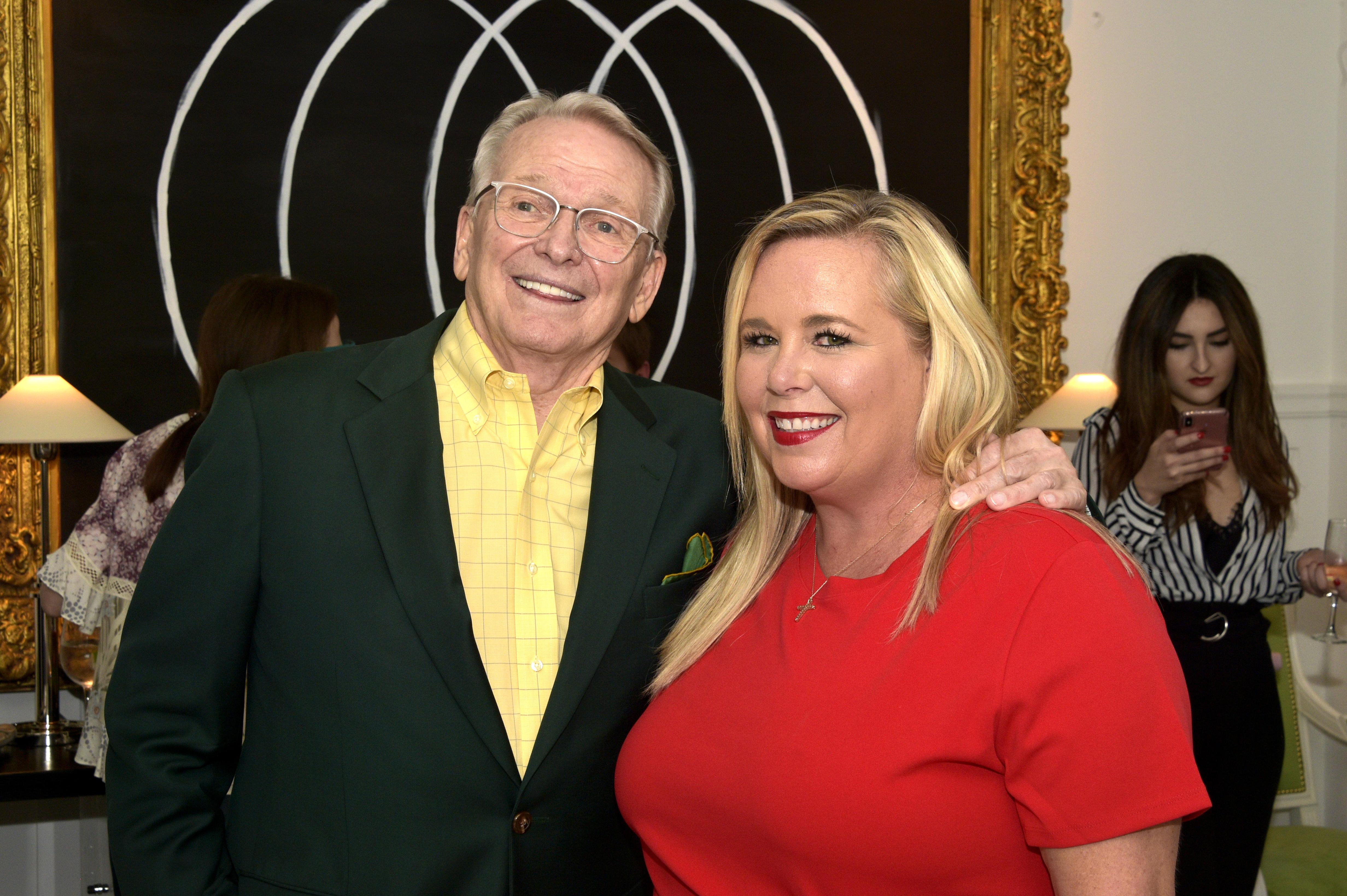 Bob Mackie and Amy Garcia
