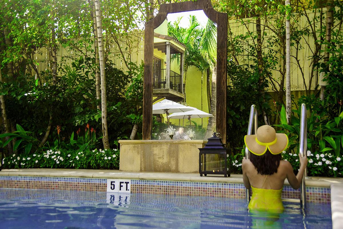 Brazilian Court Pool