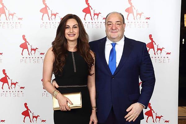 Brigitte and Bashar Kalai