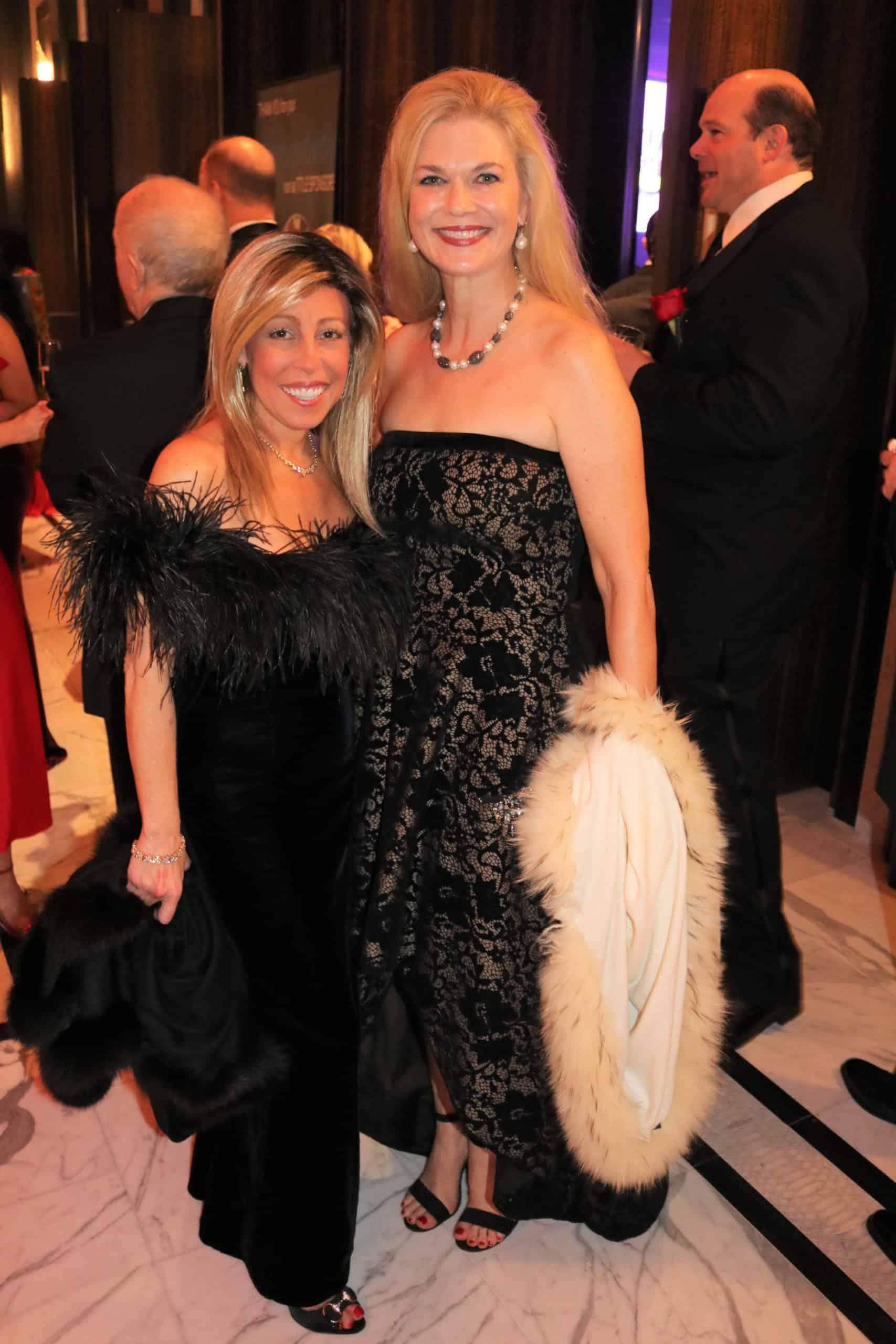 Brittany Zucker and Amy Pierce