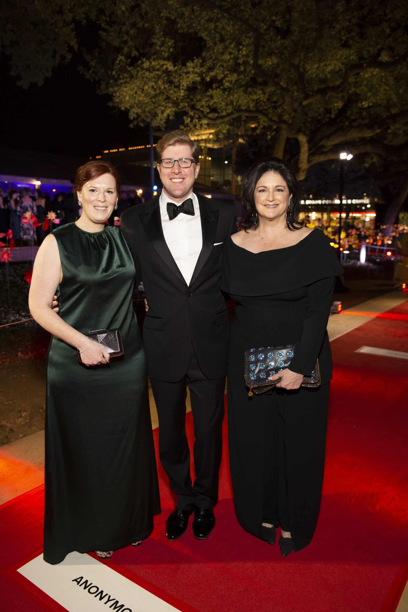 Carey Kirkpatrick, Jeremy Little and Lea Weingarten