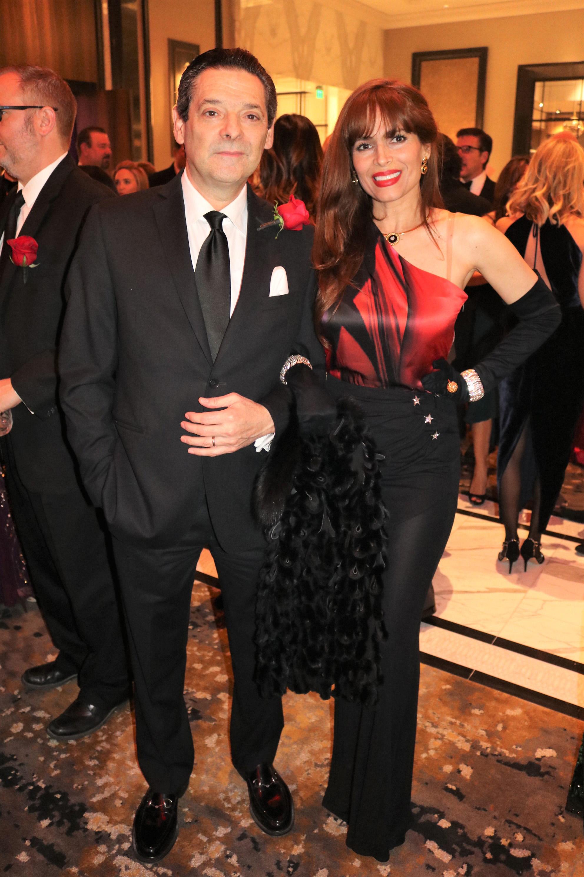 Carlos and Karina Barbieri