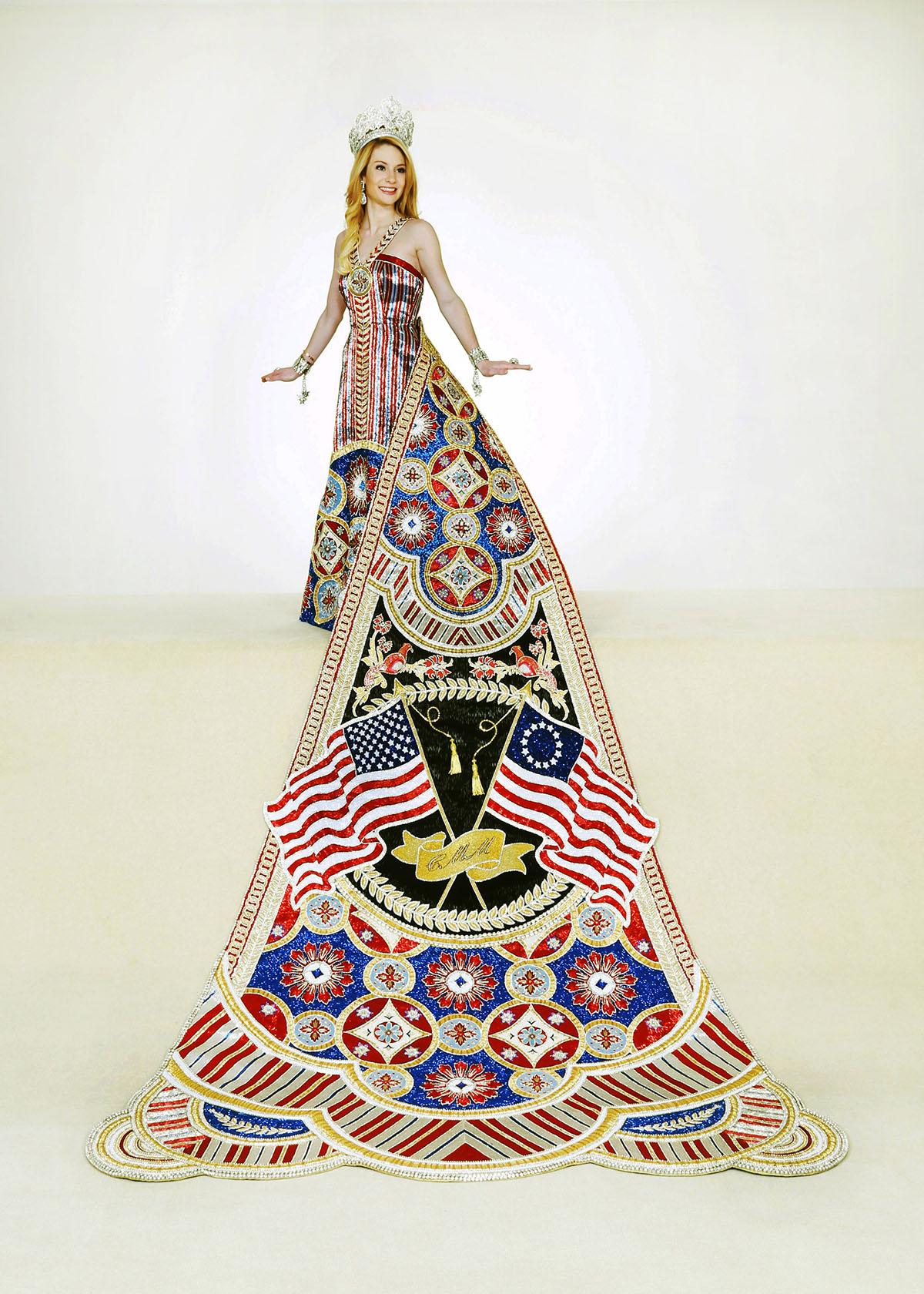Caroline McCaul, Duchess of Colonial Sophistication