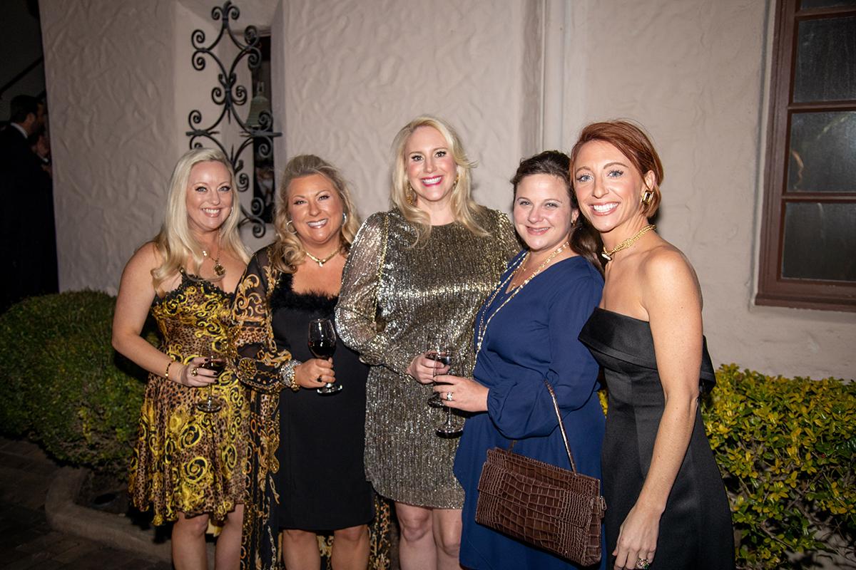 Catharine Vexler, Britain Hayes, Catehrine Evans, Jordan Vexler-Shannon and Katie Halleran