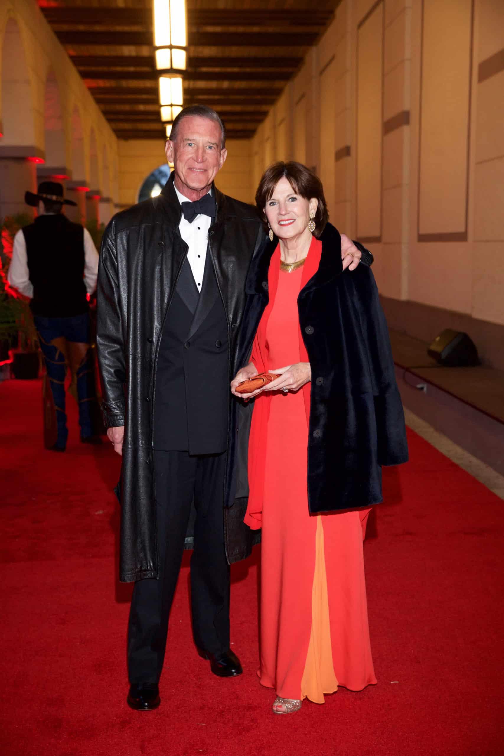 Charles and Judy Tate