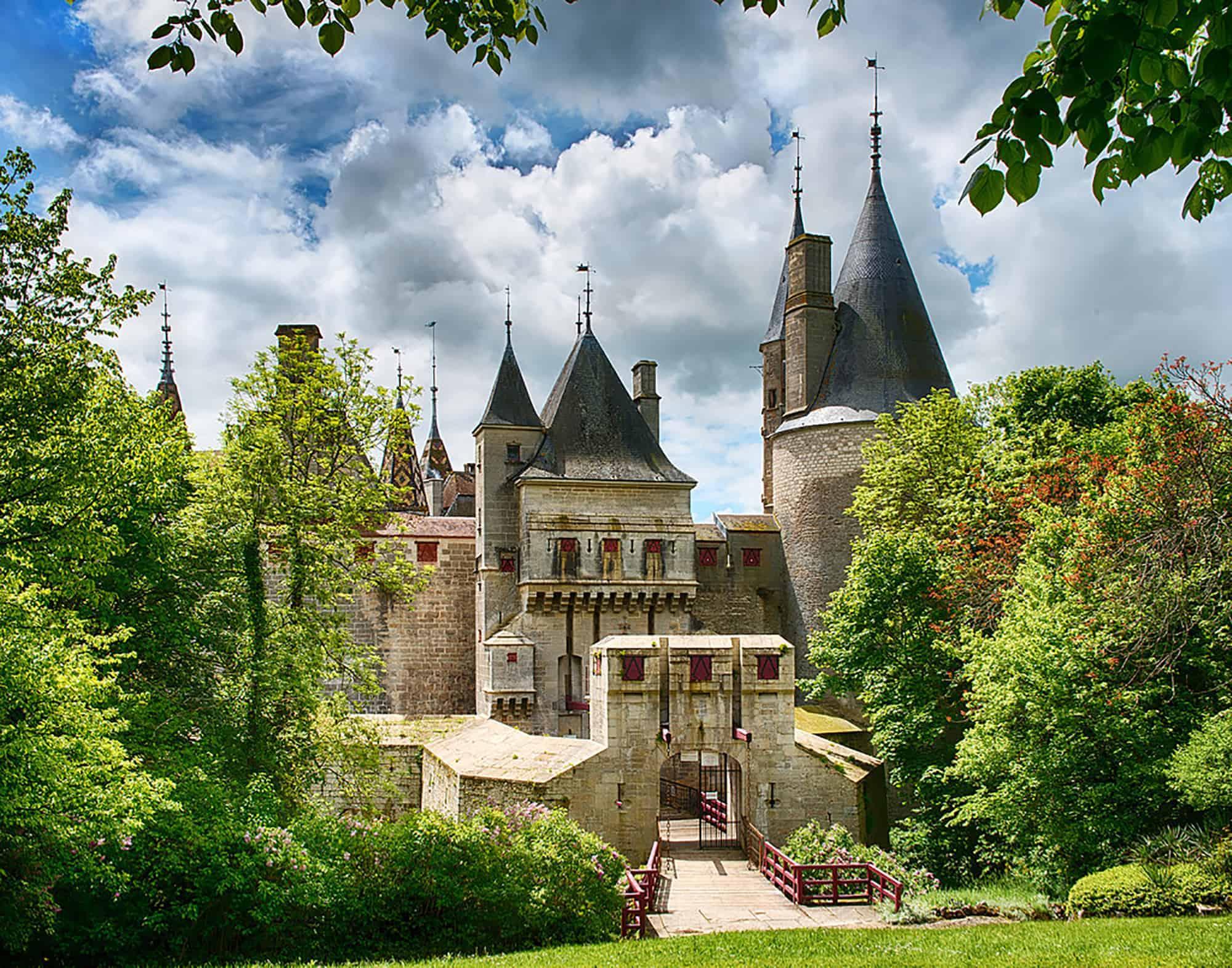 Chateau de la Cree Santenay