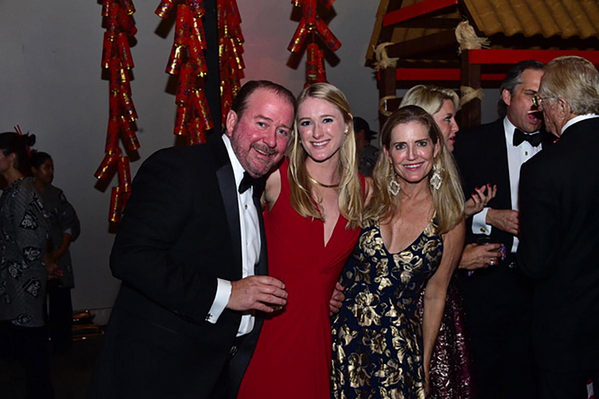 Chris Schultz, McKenzie Schultz and Courtney Schultz
