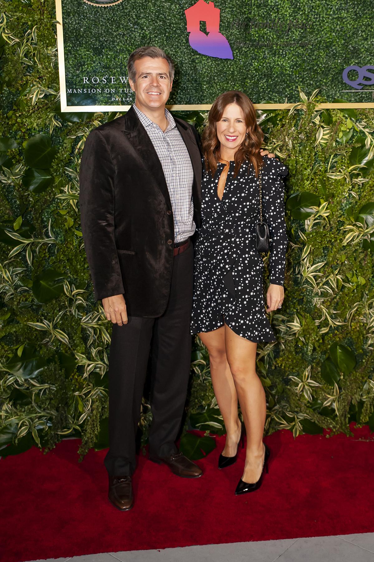 Chuck and Lindsay Jacaman