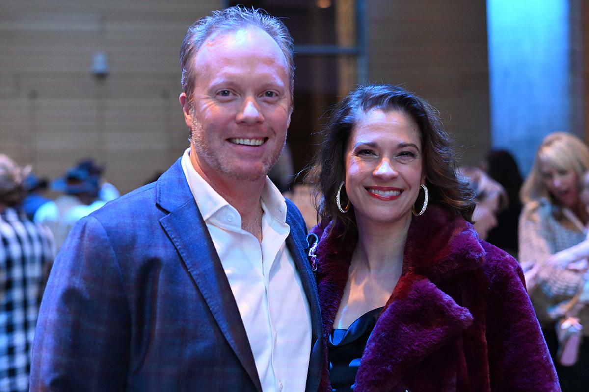 Clayton and Cora Bullock