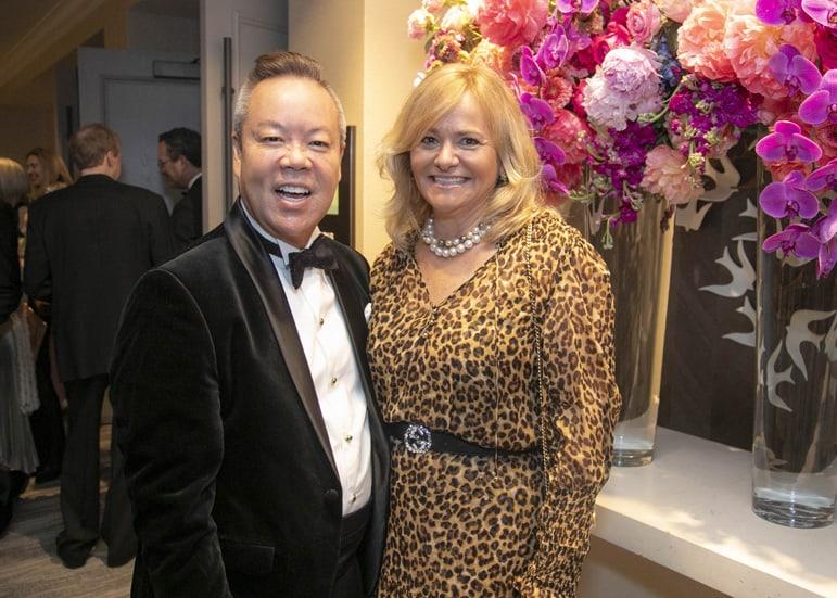 Clifford and Leigh Chiu