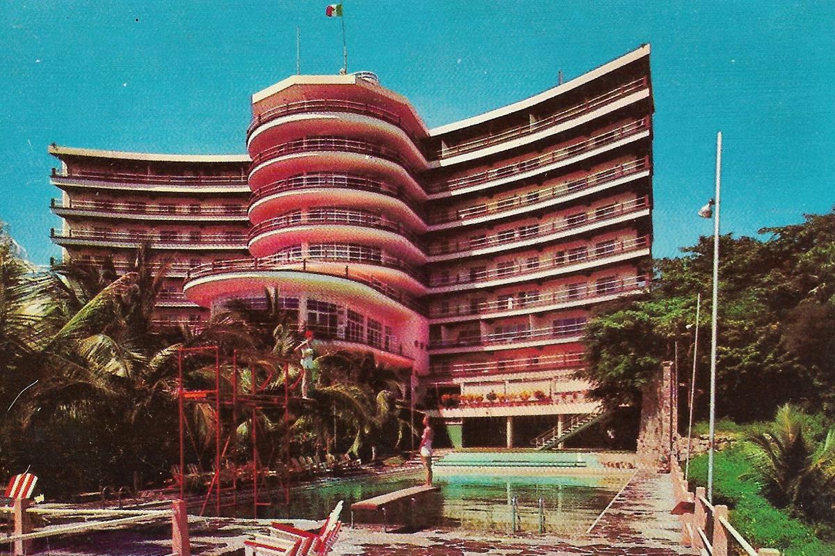 Club DePesca Hotel, Acapulco, 1960s