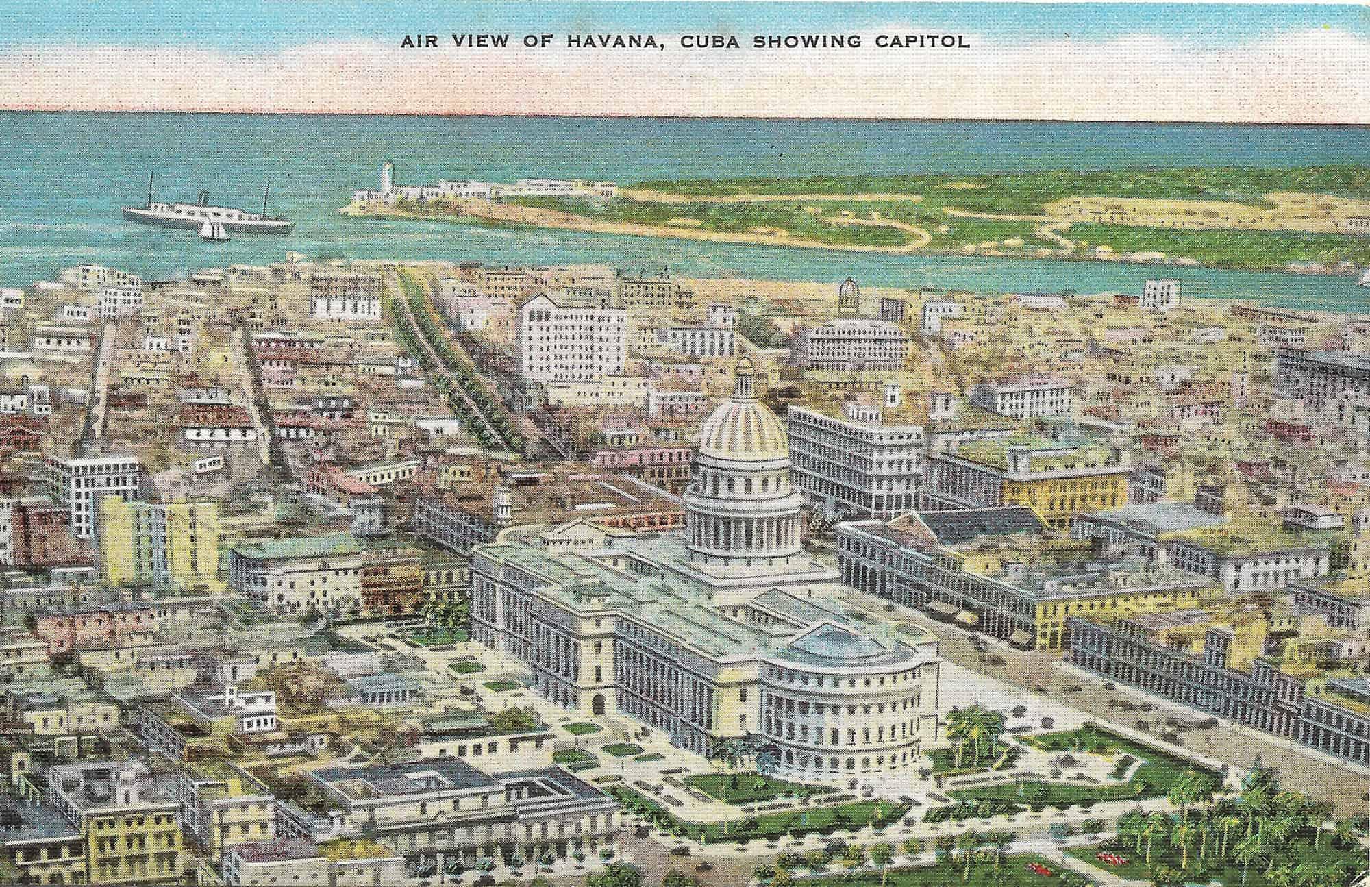 Cuba's Capital in Havana