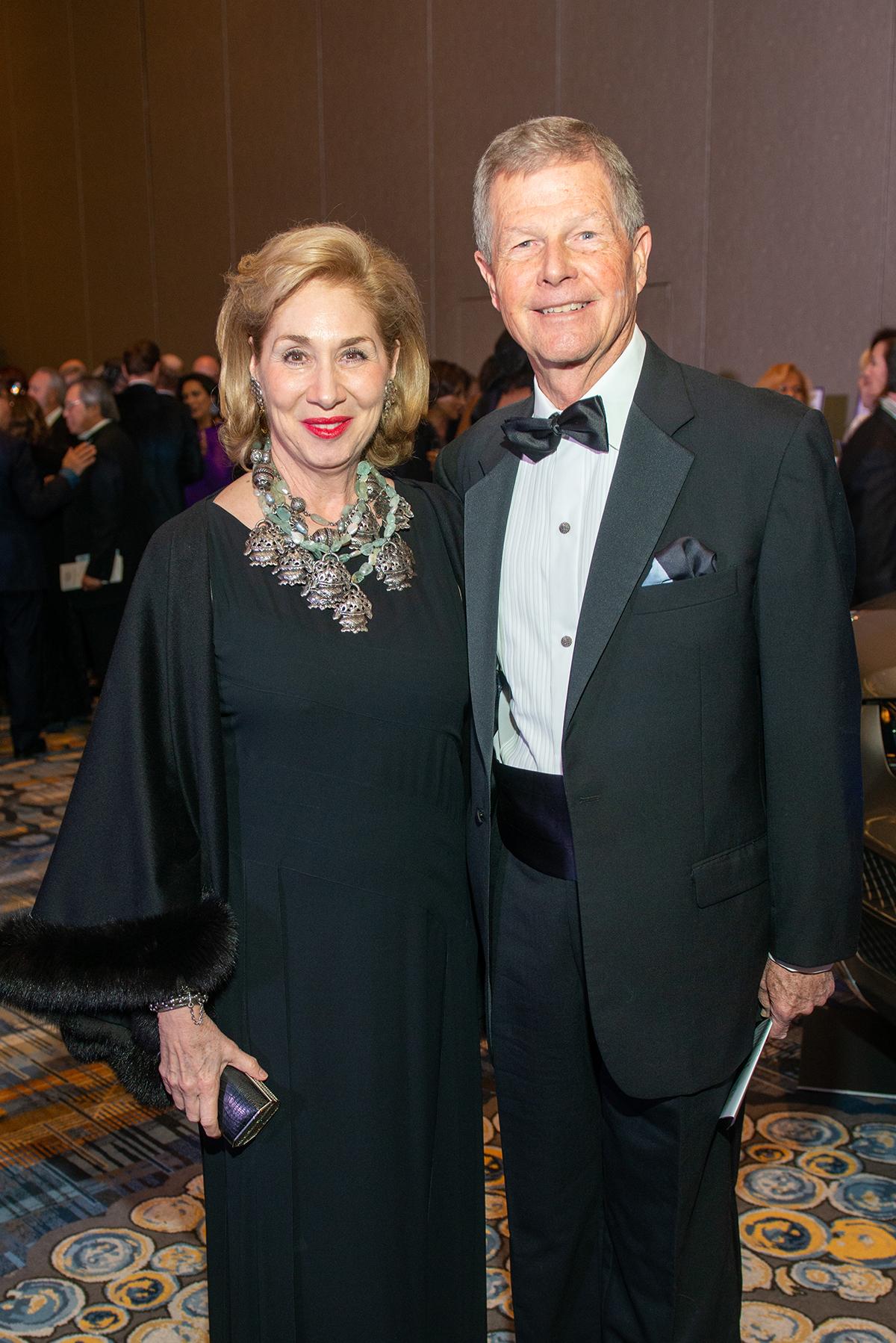 Denise and Philip Bahr
