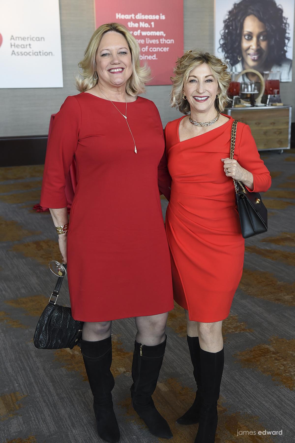 Diane Parmerlee and Elise Mobley Turner