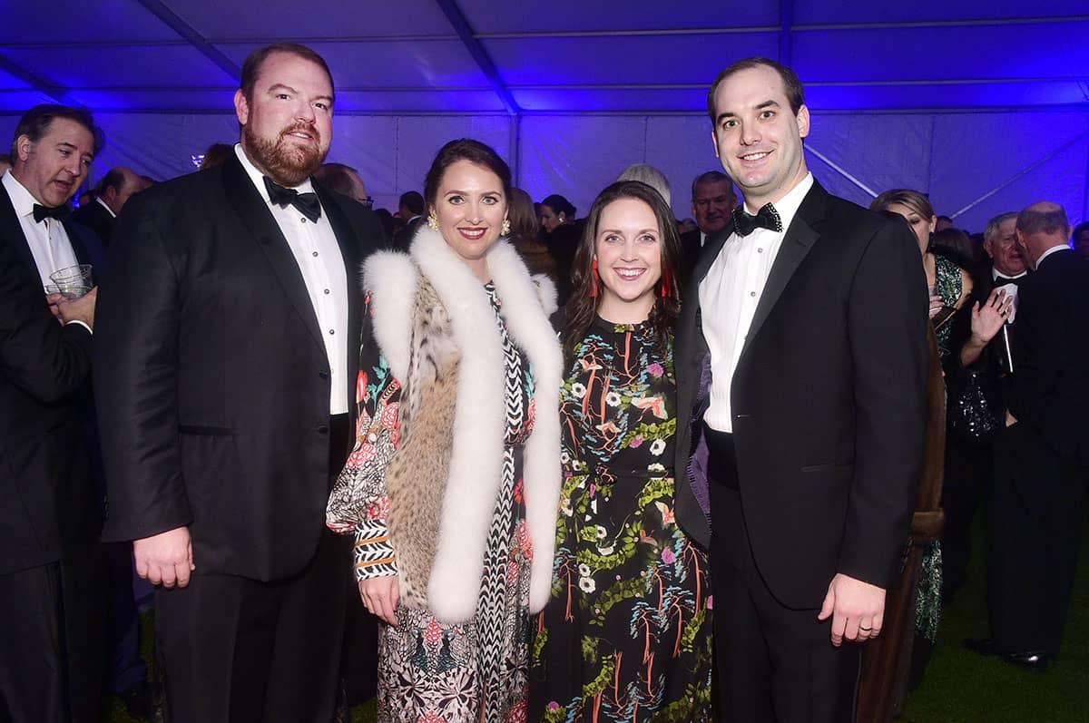 Dos and Samantha Gates & Gini and Joey Disabato