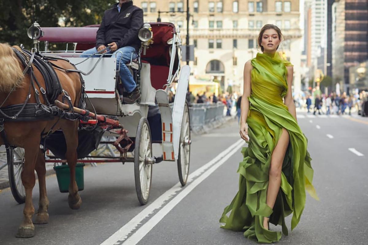 Dress from Julian Gold