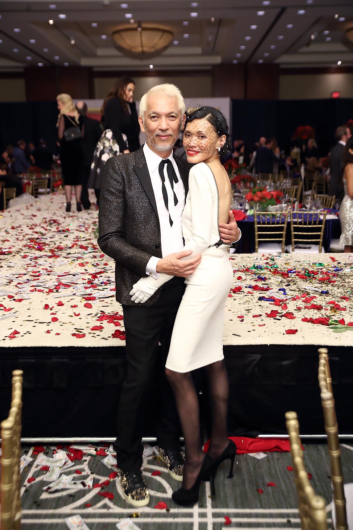 Drs. Marc and Duyen Nguyen