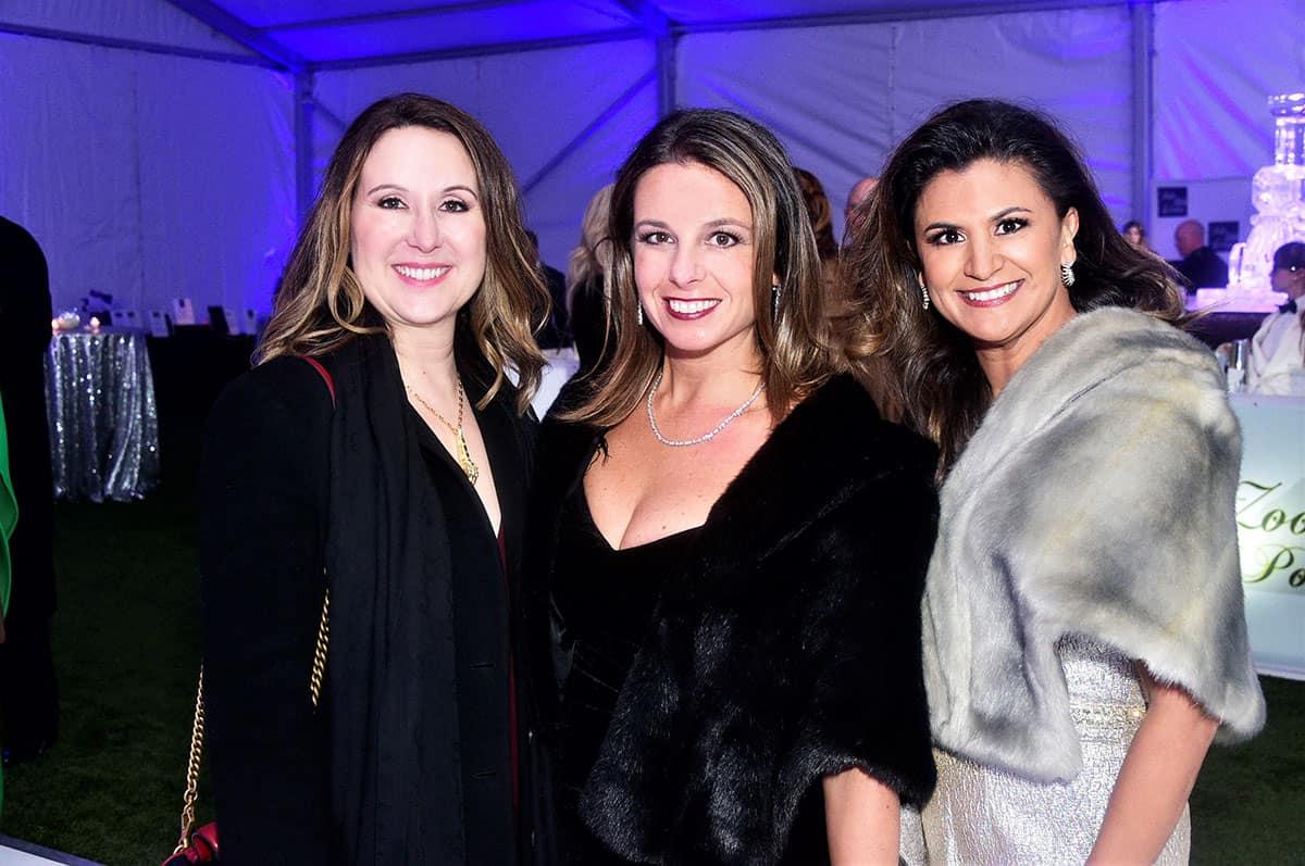 Elena Rollandi, Jessica Berg and Jennifer Soltis