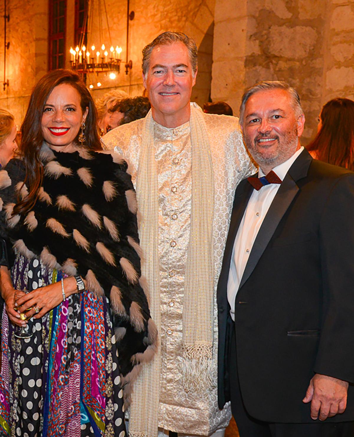 Elise and Craig Boyan & Jorge Elizondo