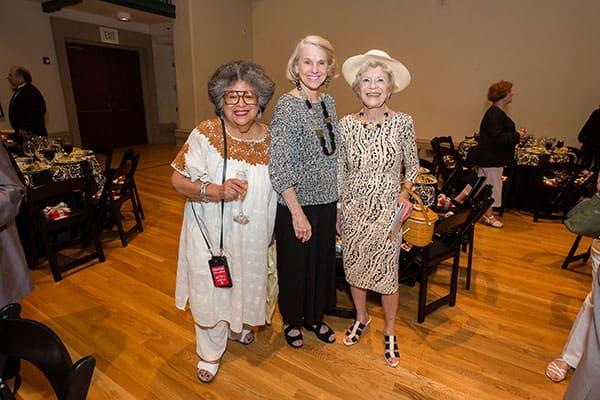 Ellen Riojas Clark, Laura Labatt and Alice Lynch