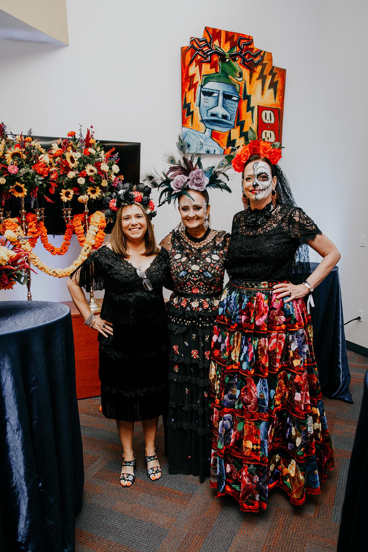 Feature_Mari Tamez, Magdalena Gaona and Ruth Agather