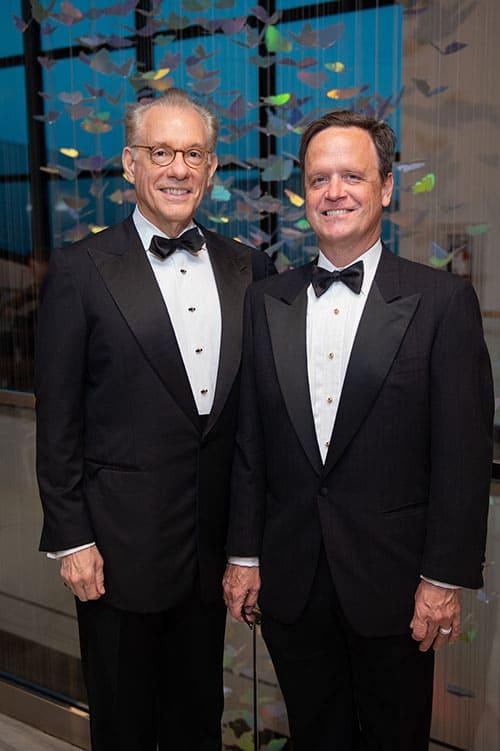 Gary Tinterow and Christopher Garner