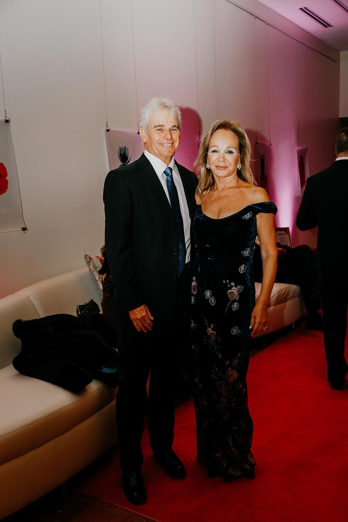 Gary and Mary Lamar Leyendecker