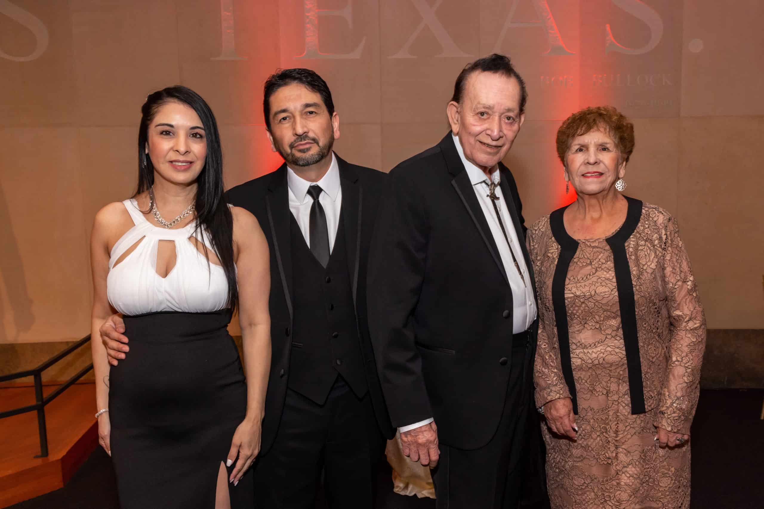 Gilda and Leonard Jimenez _ Flaco and Adela Jimenez
