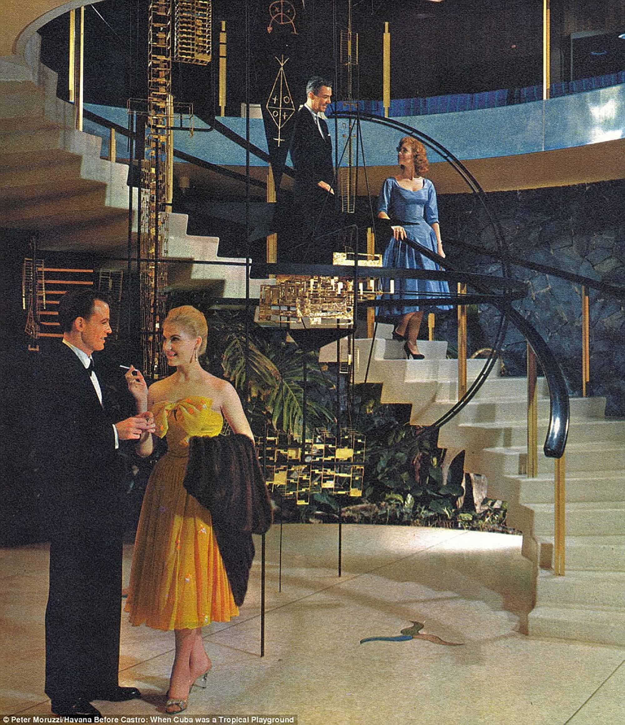 Havana Hilton, 1958