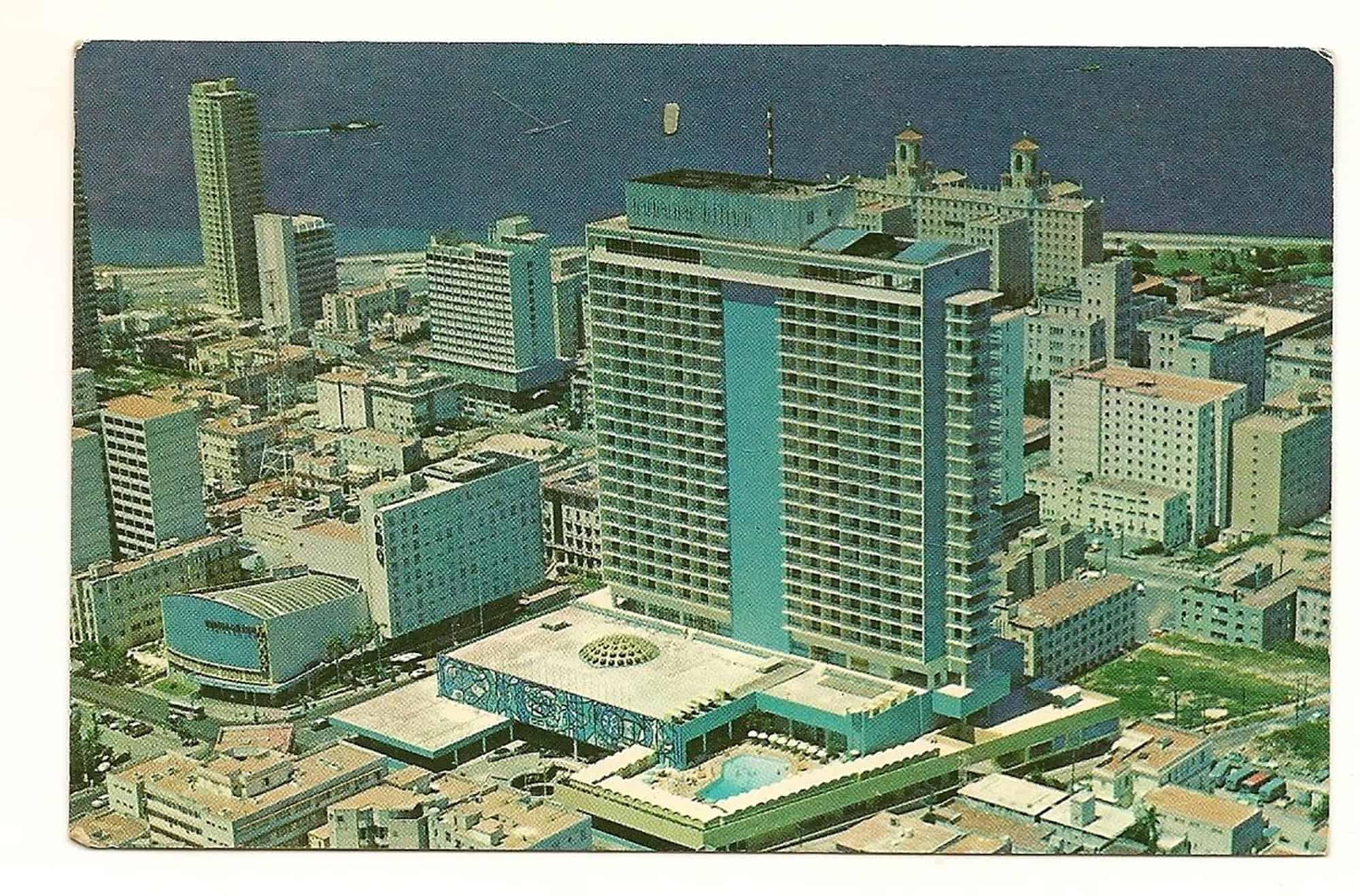 Havana Hilton, 1959