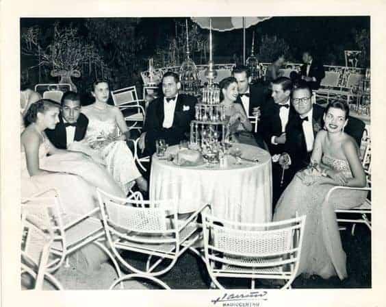 Havana's cafe society, 1950s