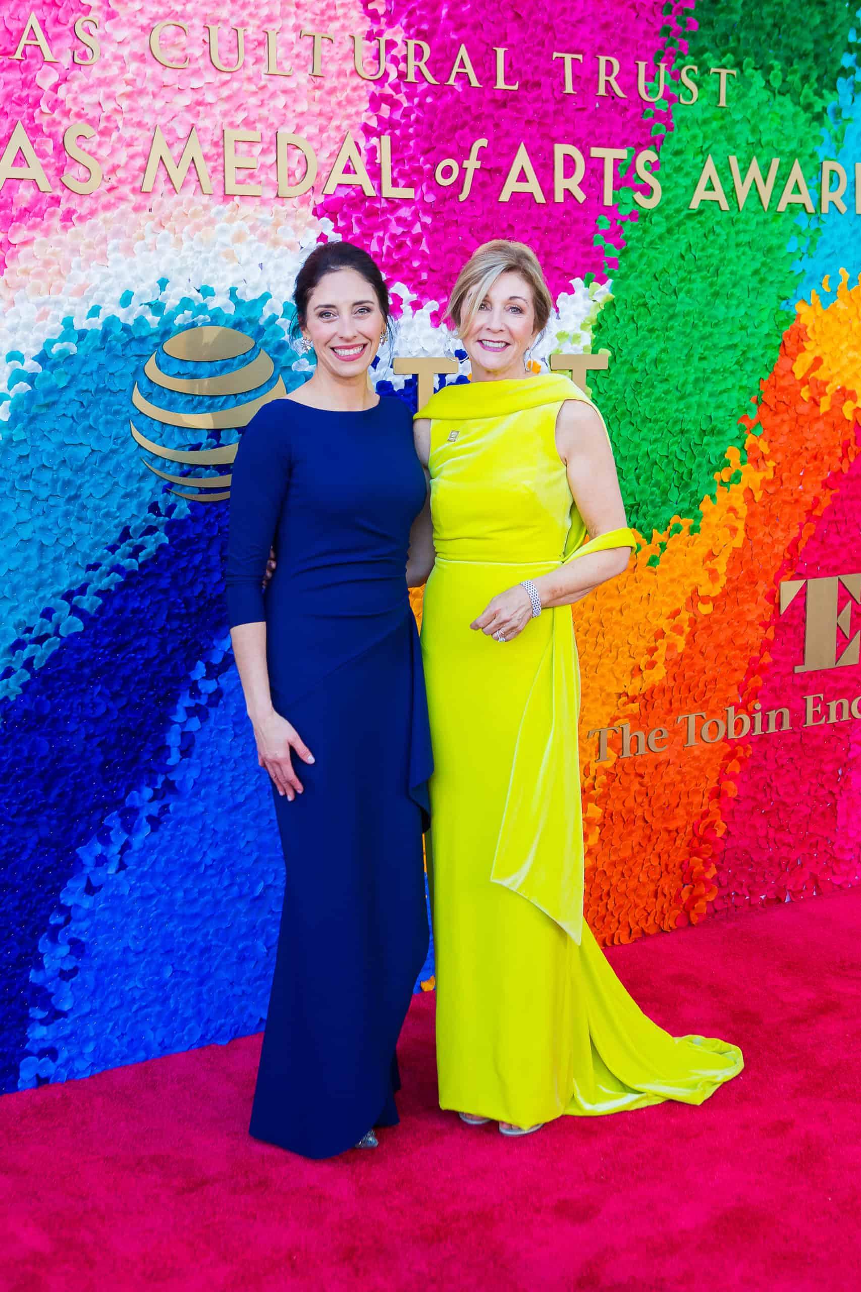 Heidi Marquez Smith and Linda Lamantia