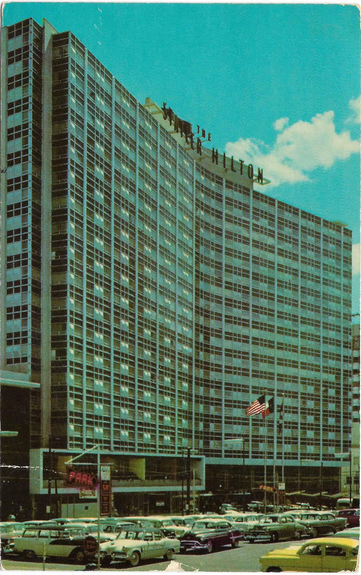 Hilton Statler, 1950s