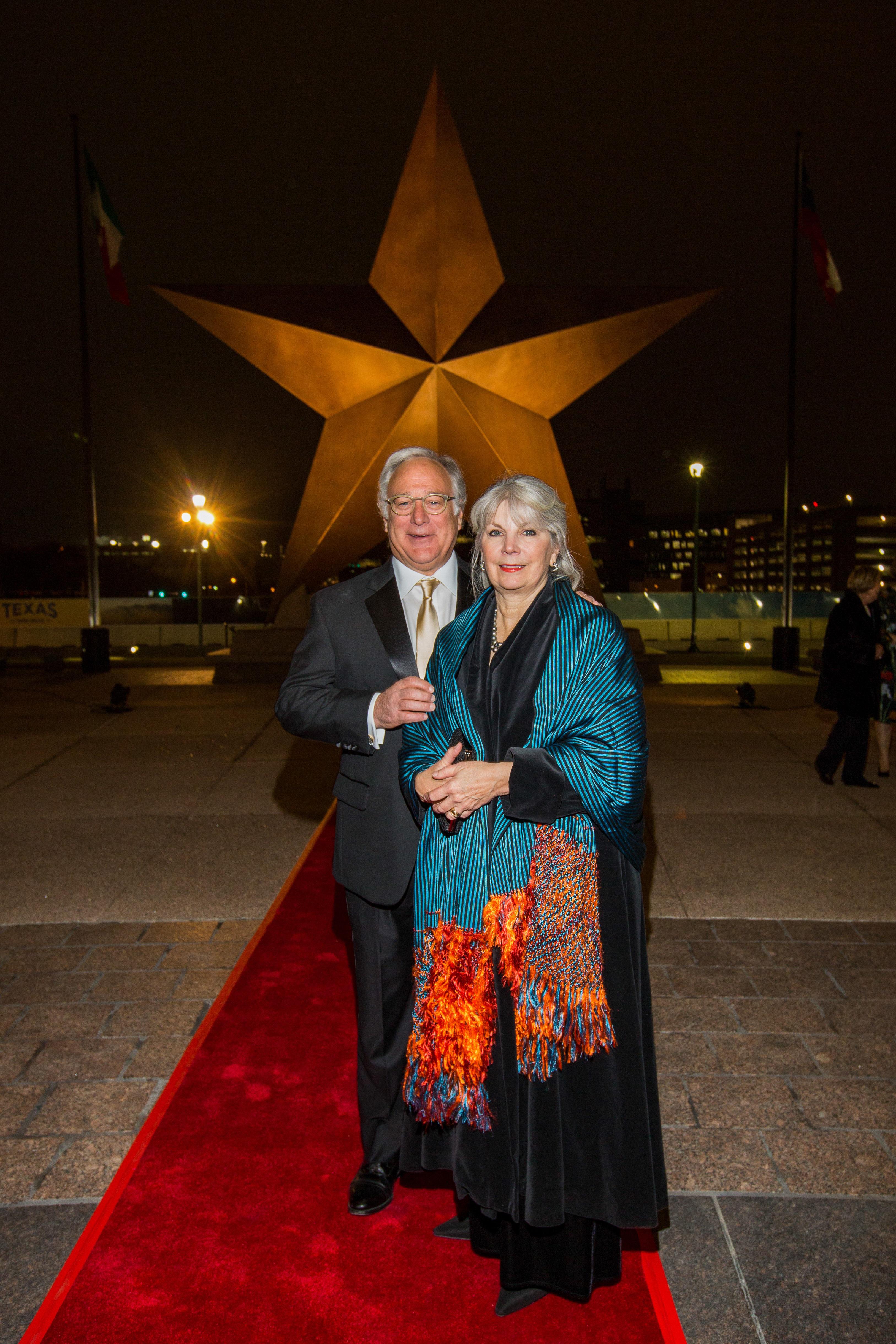 Hon. Kirk and Liz Watson