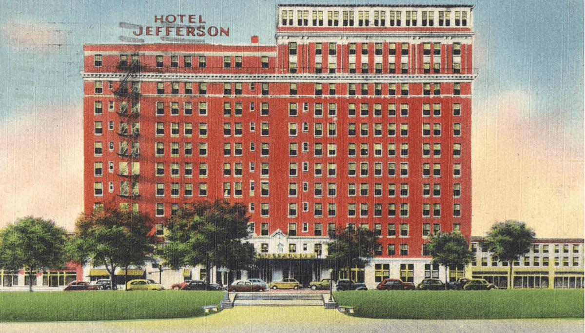 Hotel Jefferson:Hotel Dallas