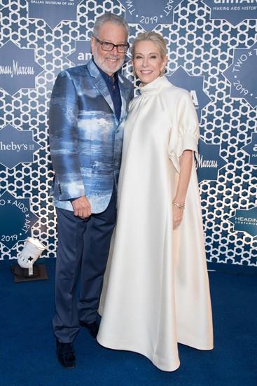 Howard and Cindy Rachofsky